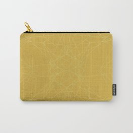LIGHT LINES ENSEMBLE CEYLON YELLOW Carry-All Pouch