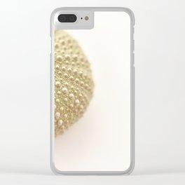 Urchin Clear iPhone Case