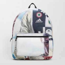 Cristiano Ronaldo To Juventus Backpack