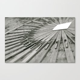 Spindle  Canvas Print