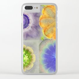 Craterless Incubus Flower  ID:16165-022103-01500 Clear iPhone Case