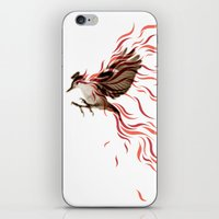 freedom iPhone & iPod Skins featuring freedom by Steven Toang