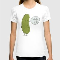 T-shirts featuring Big Dill by Phil Jones