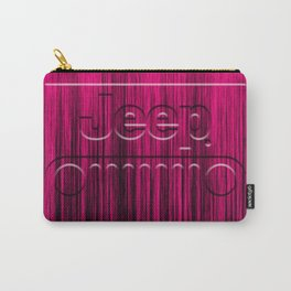 Jeep Pink Style Carry-All Pouch