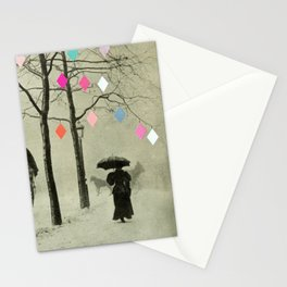 Christmas Day Stationery Cards