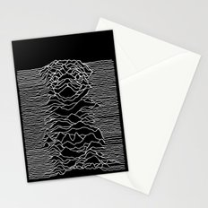 Pug Division Stationery Cards