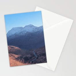 Fall in Alaska Photography Print Stationery Cards