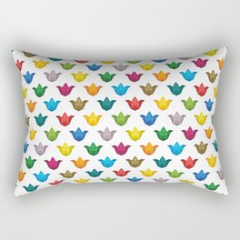 Mardesign pattern Rectangular Pillow