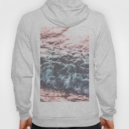 Soft Sea Swash Wave Hoody