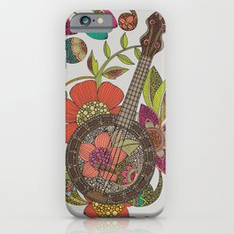 Ever Banjo iPhone Case