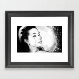 Farewell to Color Framed Art Print