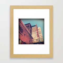 The Rainbo Framed Art Print