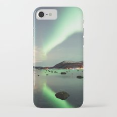 Northern lights iPhone 7 Slim Case