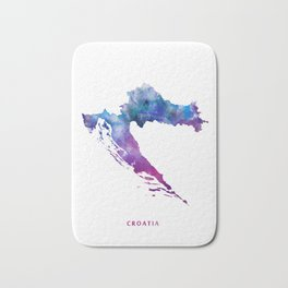 Croatia Bath Mat