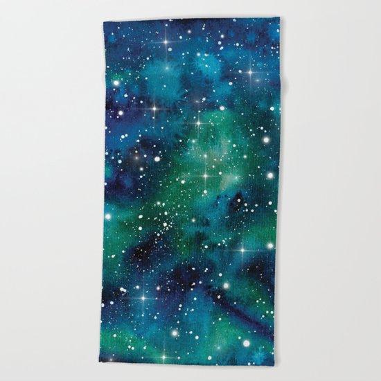 Galaxy 09 Beach Towel