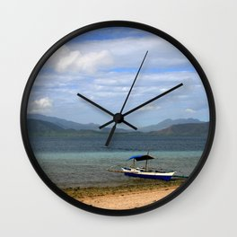 Honda Bay Wall Clock