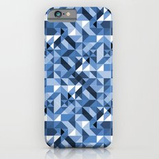 Aztec Geometric V iPhone 6s Slim Case