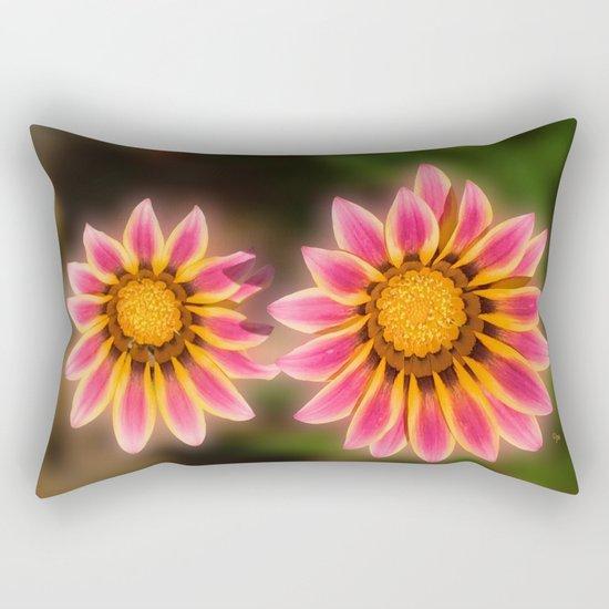 A Sunshine Daisy Rectangular Pillow