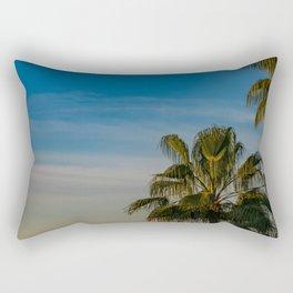 Wedge Sunrise Rectangular Pillow