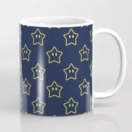 Stars (Royal Blue) Coffee Mug