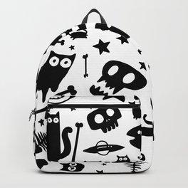 Halloween Heart Backpack