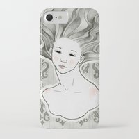 wallpaper iPhone & iPod Cases featuring Wallpaper by MichelleLynne