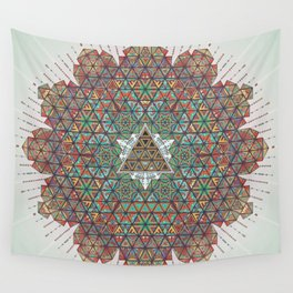 Our Origins. Wall Tapestry