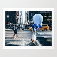 New York-2015 Art Print