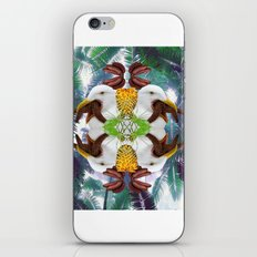 Polya-artist-print iPhone & iPod Skin