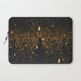 Lighted Lanterns Laptop Sleeve