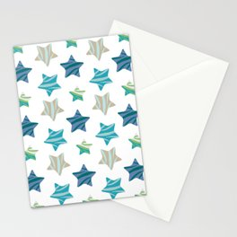 Maggie Milly Molly and May Pattern Stationery Cards