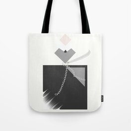 """ Flacon Noir "" Tote Bag"