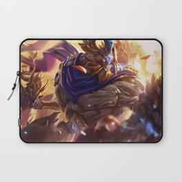 Victorious Maokai Splash Art Wallpaper Background Official Art Artwork League of Legends Laptop Sleeve