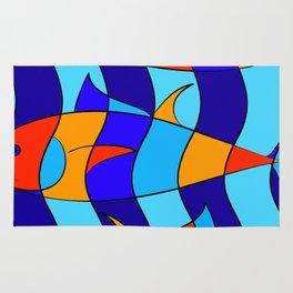 Elsebius - Tres Pescados Rug
