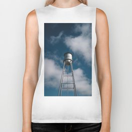Marfa Water Tower Biker Tank