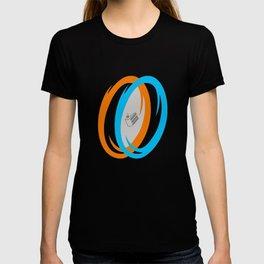PAUSE – Cake, It's a Lie T-shirt