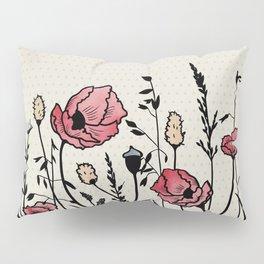 Summer Field (neutral remix) Pillow Sham