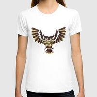 attack on titan T-shirts featuring attack! by Yetiland