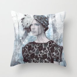 Couture Collection: Isabel Throw Pillow