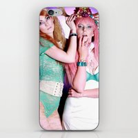fairies iPhone & iPod Skins featuring Fairies  by PolishedPhotography