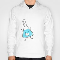 science Hoodies featuring Science! by kurisquare
