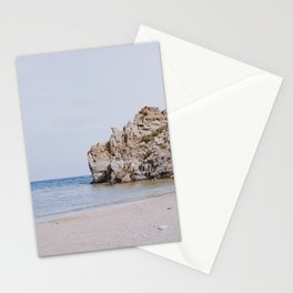 By the sea Stationery Cards