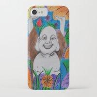 buddah iPhone & iPod Cases featuring WEDDING BUDDAH-2 by Manuel Estrela 113 Art Miami