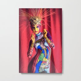 Anima Arcana Metal Print