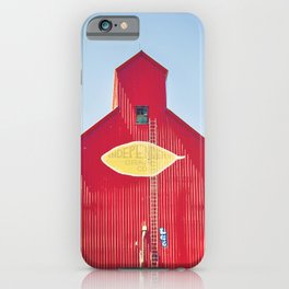 Independent Grain Co. iPhone Case