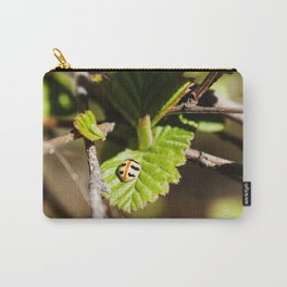 Little Ladybug Photography Print Carry-All Pouch