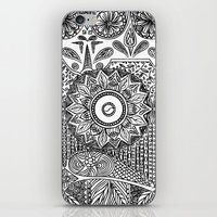 deco iPhone & iPod Skins featuring deco by OVERall