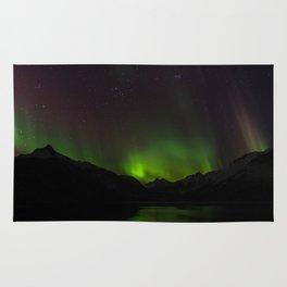 Northern Lights in Norway 01 Rug