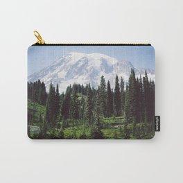 Mt. Rainier  Carry-All Pouch