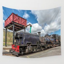 Welsh Highland Railway Wall Tapestry